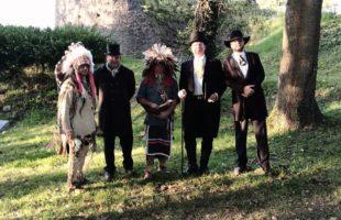 Dellerlecker unter den Indianern