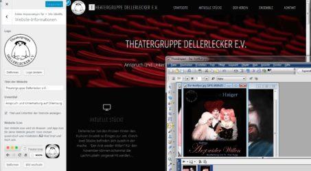 Wir haben eine neue Homepage