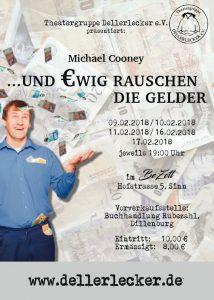 Flyer - Und ewig rauschen die Gelder
